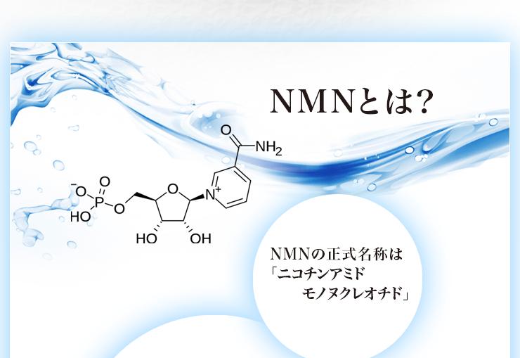 NMNとは?NMNの正式名称は「ニコチンアミドモノヌクレオチド」